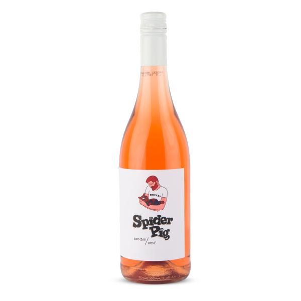 Spider Pig Rosè Brozay 2017