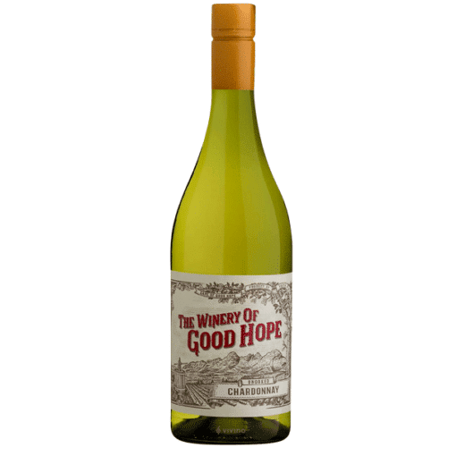 Winery of Good Hope Unoaked Chardonnay