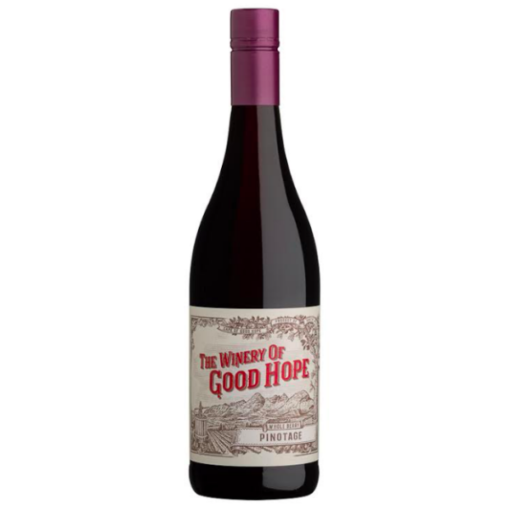Winery of Good Hope Whole Berry Pinotage 2018