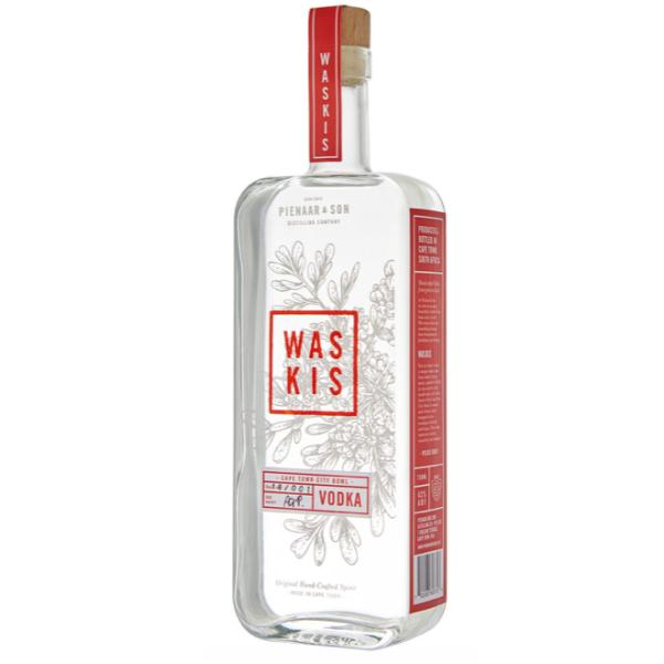 Pienaar & Son Waskis Vodka