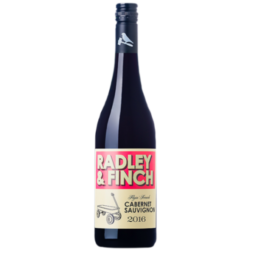 Radley and Finch Cabernet Sauvignon 2018